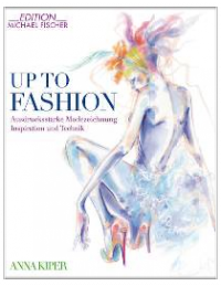 Buchcover UP TO FASHION